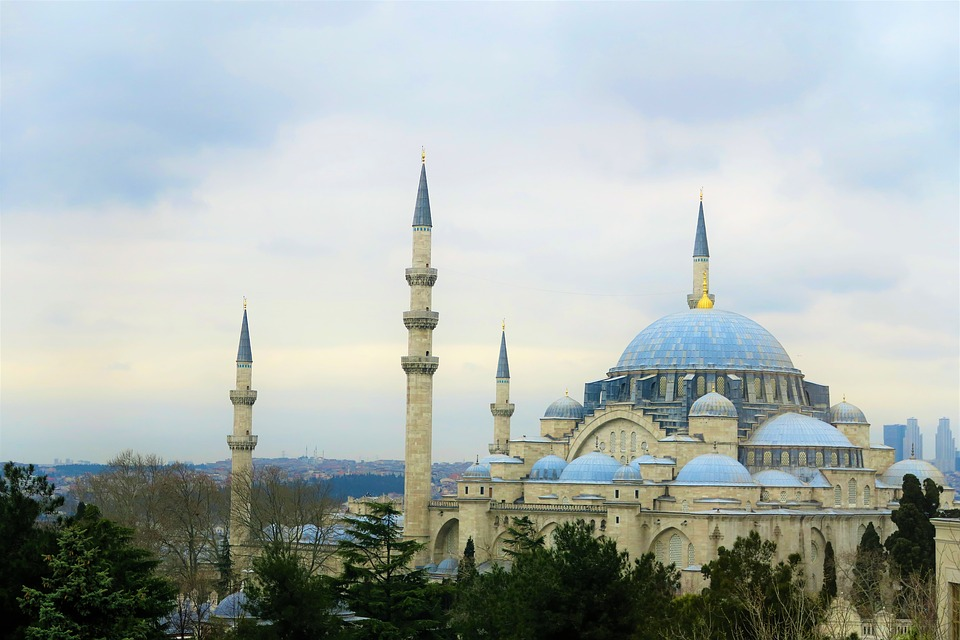 turkey-mosque